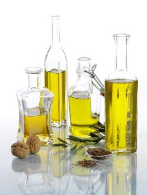 Öl erhitzen - Welches Fett zum Braten oder Frittieren?  Rapsöl erhitzen - Olivenöl erhitzen - Öle erhitzen - welches Öl zum frittieren - Sonnenblumenöl - Olivenöl - Kokosfett - Palmfett - Butterfett - Butterschmalz
