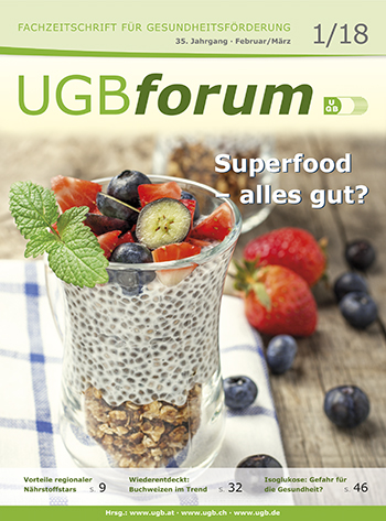 Superfood – super gut?