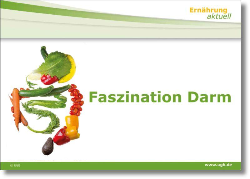 UGB-Foliensatz: Faszination Darm