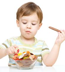 Diät für Kinder mit adhd