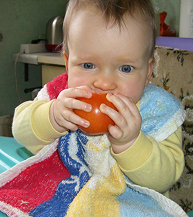 Baby led weaning: Eine Alternative zum Brei?