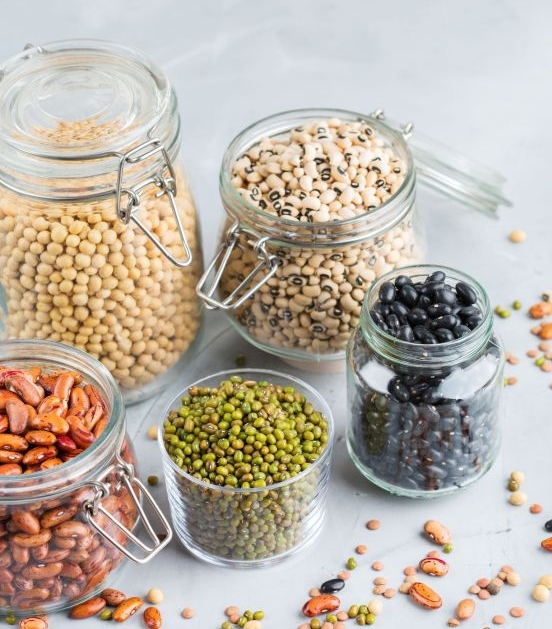 Phytoöstrogene - östrogenhaltige Lebensmittel - Phytoöstrogene in