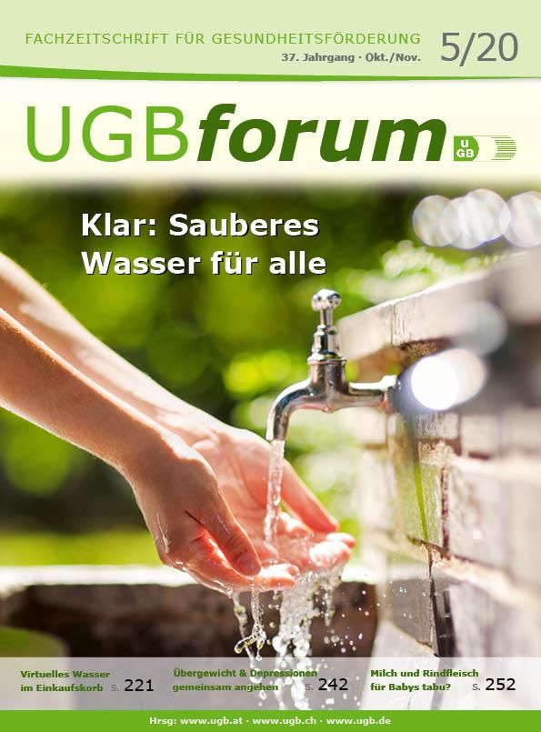 Sauberes Wasser für alle
